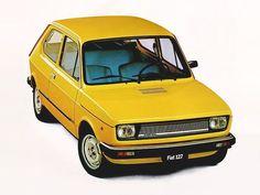 Fiat 127 (1977 – 1981).