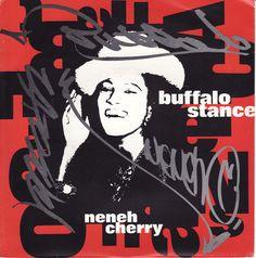 NENEH CHERRY, Neneh Cherry - Buffalo Stance, 1988