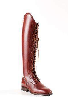 De Niro Long boots with laces
