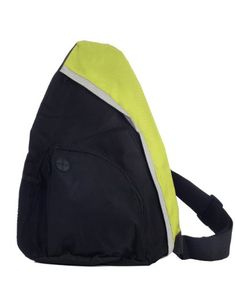 Light Weight Sling Backpack Sports Bag Lime Green >>> Learn more by visiting the image link.