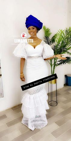 Best African Dresses, African Lace Styles, African Traditional Dresses, Latest African Fashion Dresses, African Print Fashion, African Attire, Nigerian Lace Dress, Afro, Lace Gown Styles