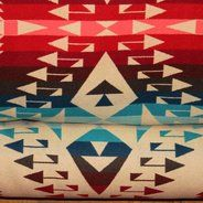 Beautiful Coral & Turquoise Pendleton Fabric at Native Life Store. Pendleton Fabric, Sewing Hacks, Sewing Tips, Weaving Designs, Fabulous Fabrics, Coral Turquoise, Nativity, Projects To Try, Crafty