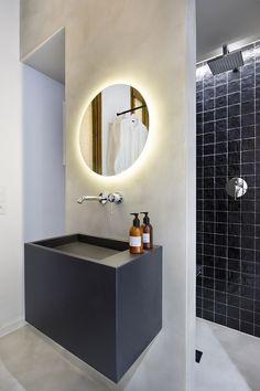 Ref 3018 Sant Antoni, Spanien — Bjurfors Bathroom Lighting, Mirror, Furniture, Home Decor, Round Bathroom Mirror, Colors, Spain, Bathroom Vanity Lighting, Mirrors