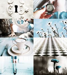 I keep wishing it could be that way Because my world would be a wonderland  Ladies of Disney → Alice