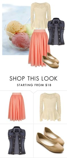 """Untitled #247"" by actuallyithappens ❤ liked on Polyvore featuring Yumi, Papermoon, maurices and Ollio"