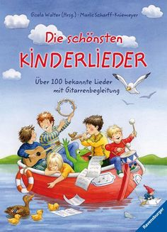 Die schönsten Kinderlieder, £12.45 Ravensburger Puzzle, Book Activities, Activity Books, Toddler Books, Puzzles, Baseball Cards, German, Children, Baby