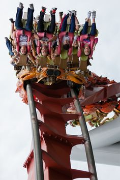 rollercoaster #thrilling #fun #scary #unpredictable #notforcowards #brave #solidstructure