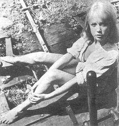 Young Pattie Boyd