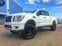 "N-FAB Nerf Steps #Repost @justintylerkannady 2017 Nissan Titan 6"" @roughcountry lift 35"" @nittotire Ridge Grapplers 20"" Fuel wheels @nfabinc steps @llumarfilms widow tint #californiacustoms #nissantitan #roughcountry #lifted #fuelwheels #trucknation #nittoridgegrappler #liftednation #truckporn #nfab #twitter"