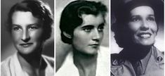 Female Spies like Virginia Hall, Amy Thorpe and Barbara Lauwers were large supporters of the Allied war efforts, and some of the most important women in World War 2.