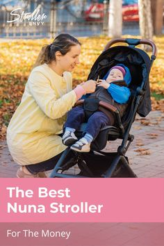 Looking for comfort and care for your baby but something within the budget for you? These Nuna strollers make it easier no matter where you and your baby go! Although we think this entire brand is amazing, we reviewed the best strollers and chose a winner! Check out which stroller takes the gold (in our book)! #strollers #nunastroller #strollerreviews Baby Stroller Brands, Best Baby Strollers, Double Strollers, Convertible Stroller, Jogging Stroller, Baby Necessities, Travel System, New Dads, Infant Activities