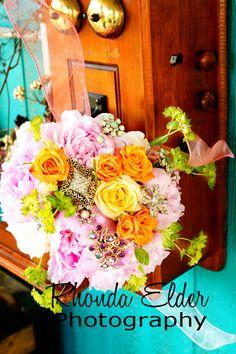 Styled Wedding Shoot » Rhonda Elder Photography
