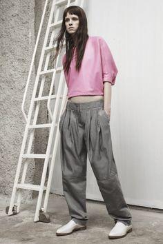 Sfilata Alexander Wang New York -  Pre-collezioni Primavera Estate 2014 - Vogue