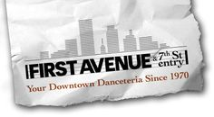 First Ave in Minneapolis - One of Minnesota's haunted places. http://blogs.citypages.com/blotter/2010/10/minnesotas_most.php