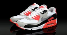 #Nike Air Max 90 Infrared 2015 #sneakers// the perfect shoes