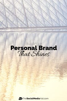 Building a Personal Brand that Shines - The Social Media Hat Marketing Topics, Interactive Marketing, Content Marketing, Internet Marketing, Online Marketing, Social Media Marketing, Digital Marketing, Promote Your Business, Starting A Business