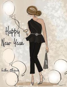 Happy New Year 2019 : QUOTATION – Image : Quotes Of the day – Life Quote The Heather Stillufsen Collection from Rose Hill Designs Sharing is Caring Quotes About New Year, Year Quotes, Lady Quotes, Beauty Quotes, Happy New Year 2018, New Year 2020, Rose Hill Designs, Hello Weekend, Happy Weekend
