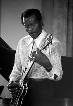 Chuck Berry, 1987