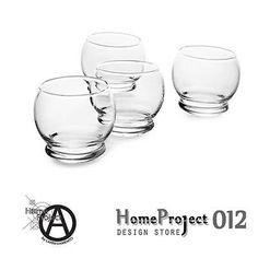NORMANN COPENHAGEN - BICCHIERE ROCKING GLASS