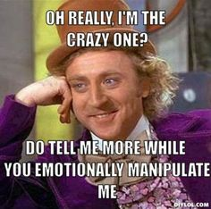 (1) Timeline Photos - Living with a Narcissistic Sociopath | HAHAHAHAHA!! Yes, please enlighten me, sweetie.