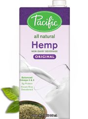 Hemp Original...since I don't do milk this makes one of the best hot chocolates ever! and chai latte too!