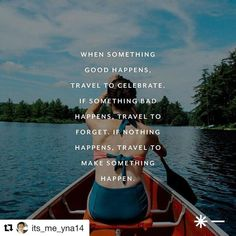 So many reasons to travel ✈ #travelquotes