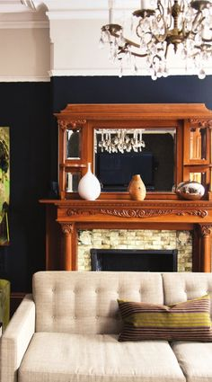 decorology: To paint or not to paint? The wood trim conundrum