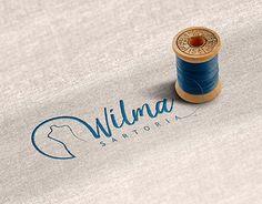 "Check out new work on my @Behance portfolio: ""Brand Identity ""Wilma Sartoria"""" http://be.net/gallery/55151667/Brand-Identity-Wilma-Sartoria"