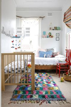 This Nursery is Bold, Bright, Fun & Funky! — My Room
