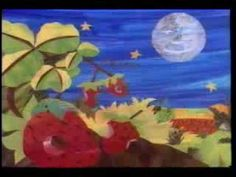 The Very Hungry Caterpillar video!  A six minute video of the book by Eric Carle.  My son loves the book and this video!