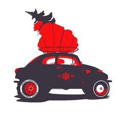 gashetka:  2013 | Volkswagen Baja Bug | Art byTaras Gorbachev