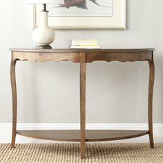 Found it at Wayfair - Latour Console Table