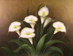 paintings of flowers by famous artists   ... flowers are commonly use by artists?   The Best Abstract Art Painting