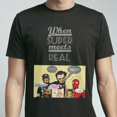 WHAT WOULD ABE, MLK, AND MALCOLM X SAY to Capt America and Spider Man? #tee #teeshirt #superhero #spiderman #real