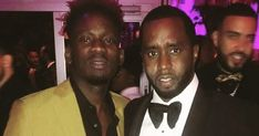 http://ift.tt/2FgpEya http://ift.tt/2oPiOW1  - Singer Mr Eazi Party With P-Diddy French Montana Naomi Campbell And Mr Wakanda (Chadwick Boseman) Among Others at the vanity fair oscar party held in U.S. See more photo below: