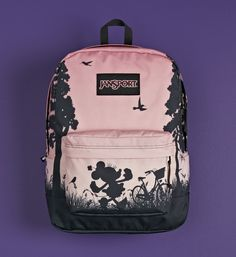 We're excited to announce the new JanSport Disney collection! Whether you're headed to school or to the Disney Parks, JanSport has got your back—literally.