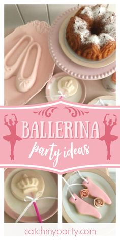 Fall in love with this wonderful ballerina birthday party! The cookies are so pretty!  See more party ideas and share yours at CatchMyParty.com #catchmyparty #partyideas #ballerina #ballerinaparty #balletparty #ballet #girlbirthdayparty Ballerina Birthday Parties, Girls Birthday Party Themes, Birthday Drinks, Fun Party Themes, Ballerina Party, Party Drinks, Girl Birthday, Party Ideas, Birthday Ideas