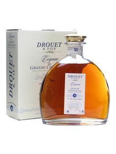 With Eaux-de-Vie aged between 16 and 24 years old this well-matured cognac has been seasoned for a generation in older, seasoned, casks which help to develop its aromas and rancio character. Patric...
