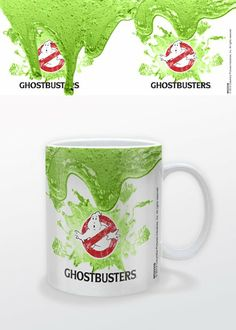 Who you gonna call? Find awesome Ghostbusters mugs here: http://www.pyramidamerica.com/shop-by-product/mugs/ghostbusters-slime-mug/ #tbt #throwbackthursday #Ghostbusters