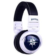 Seattle #Mariners Headphone Set $149.99