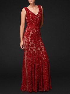 Collection 8 evening dresses red