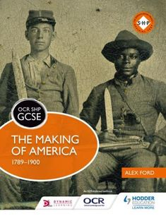 Ocr Gcse History Shp: The Making Of America Gcse Subjects, Textbook, Audiobooks, Real Life, Ebooks, The Past, This Book, Ford, Student