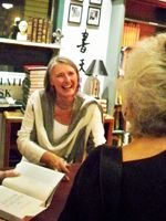 Louise Penny Author - Official site - author of the fabulous Inspector Gamache books set in Quebec.