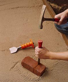 Brick Cutting Skill Builder