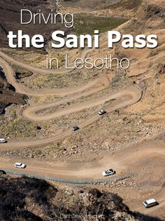 Driving the Sani Pass from South Africa to Lesotho