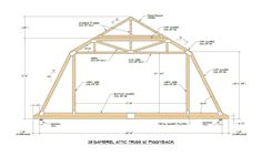 1000 images about roof shapes types on pinterest for Pole barn roof pitch