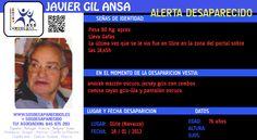 Desaparecido en Navarra