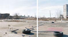 JEFF BROUWS - Discarded Landscape 28, Buffalo, New York