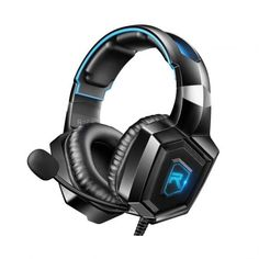 The best headphones enhanced with mics will often offer an exceptional hearing-cum-speaking experience to the user. Best Headphones With Mic, Headphone With Mic, Over Ear Headphones, Pro Gaming Headset, Gaming Headphones, Surround Sound, Noise Cancelling, Computer Accessories, Laptop