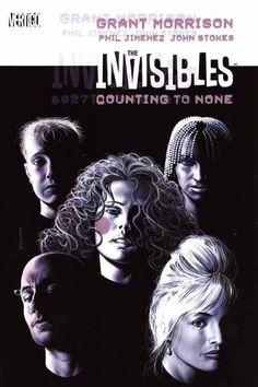 The Invisibles Grant Morrison Supercontext Comics